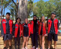 Student Councilors Yr 12