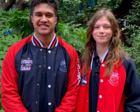 Forrest House Captains